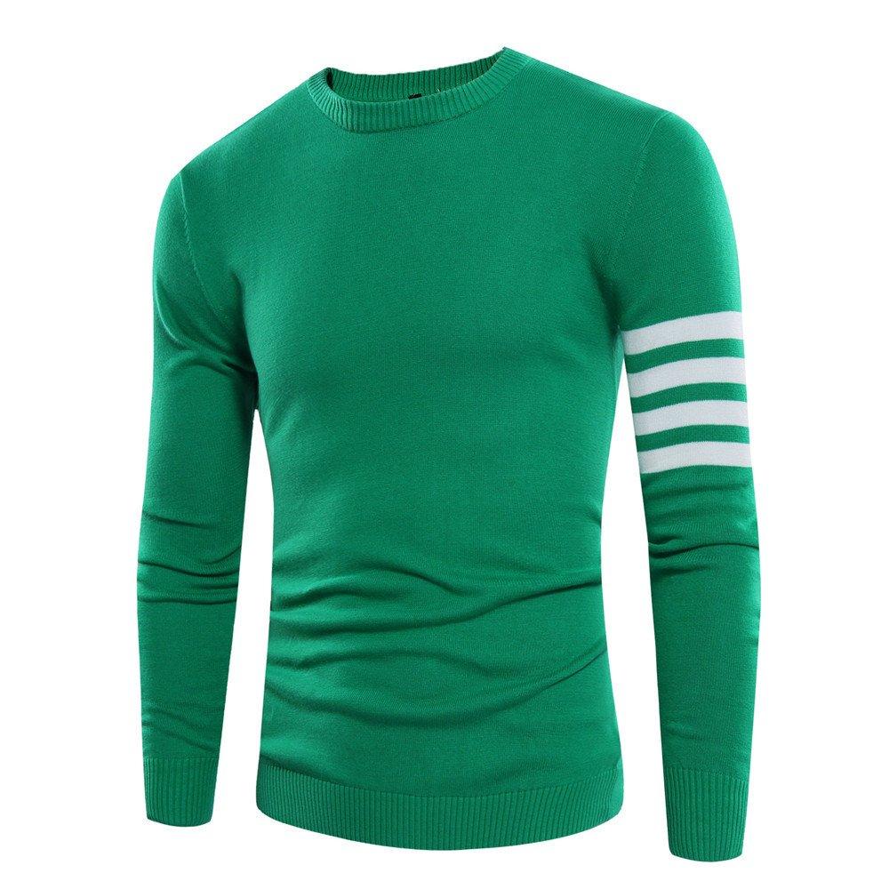 Männer - winter pullover mode männer pullover rollkragen - pullover,grüne,xxl