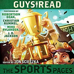 Guys Read: The Sports Pages Audiobook