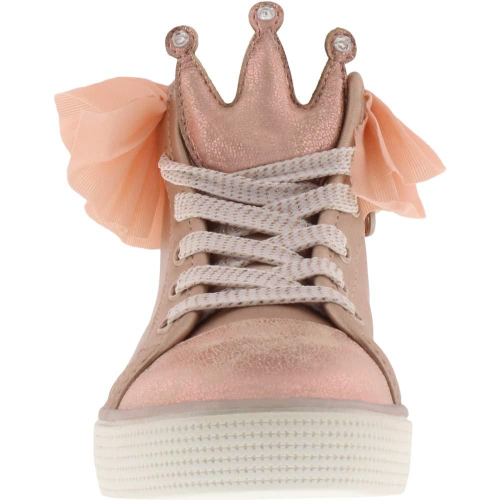 WellieWishers From American Girl Ashlyn Crown Sneaker 3 Bk Youth