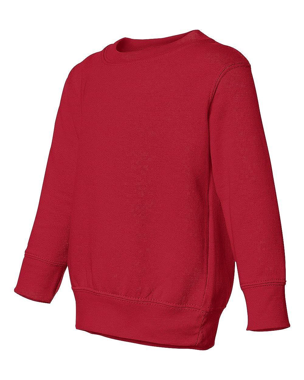RED 5//6 Clementine Toddler Fleece Sweatshirt 3317
