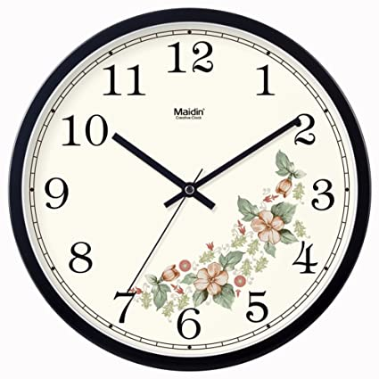 Fashion European Style Wall Clock/Bedroom Room Silent Clock/Modern Creative  Clock Table