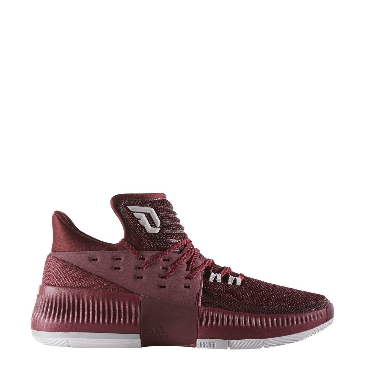 Adidas hombre 's d baloncesto Lillard 3 zapatilla de baloncesto d b0753y18wq 10 D (m) 09c182