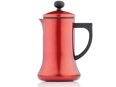 La Cafetiere – Coco Chocolate estufa olla, rojo