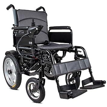 YOLANDE Silla de Ruedas eléctrica Anciano Coche discapacitado ...