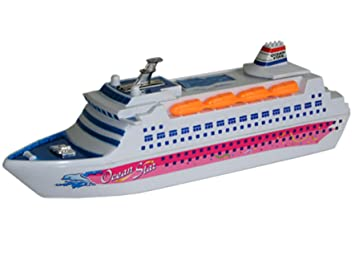 Cruise Ship Battery Operated Amazoncouk Toys Games - Toy cruise ship