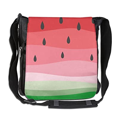Fresh Watermelon Fashion Outdoor Lightweight Backpack Single Shoulder Crossbody Bags For Men & Women