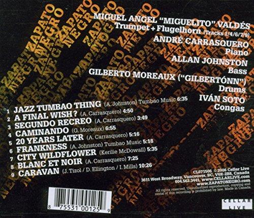 Zapato Negro by Cellar Live (Image #1)
