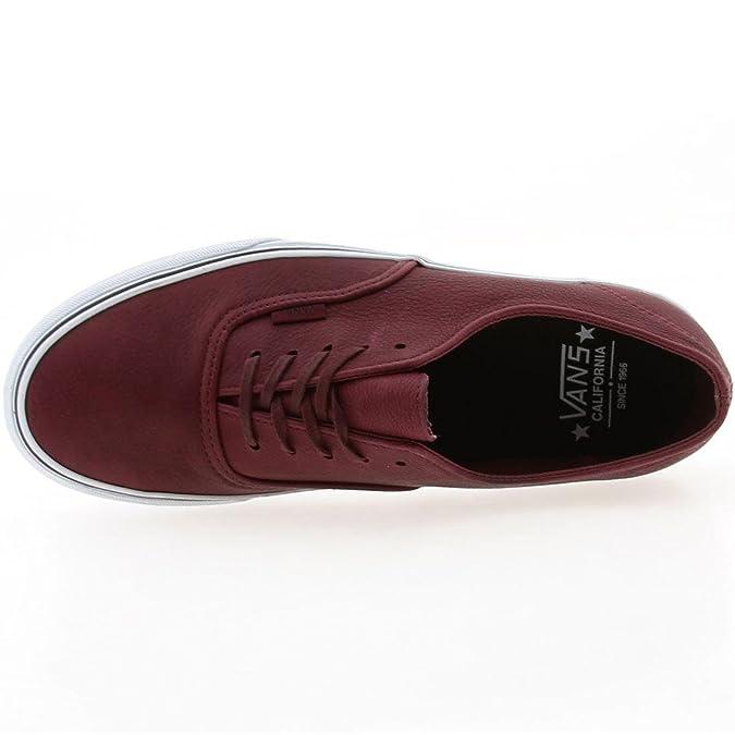 Vans Authentic Decon CA - Zapatillas de Deporte de Piel Hombre ... ada65820fa9