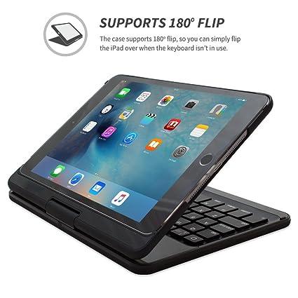 Snugg IPad Mini 4 360 Grad Tastatur Case - Hülle: Amazon.de ...