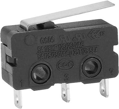 10Pc Microwave Door//Oven//Refrigerator Interlock Roller Lever Limit Switch