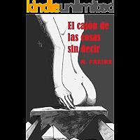 El cajón de las cosas sin decir: (Salir del armario) (Spanish Edition) book cover