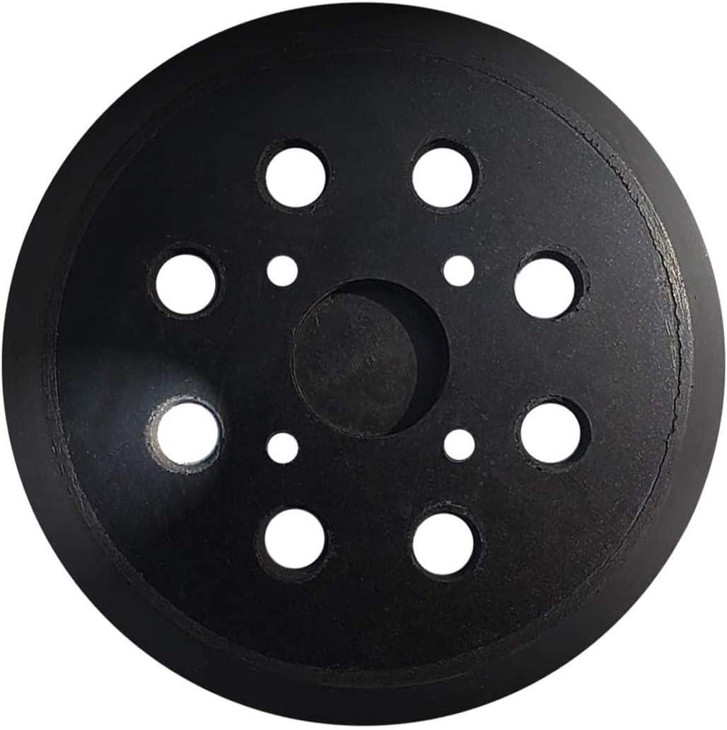 "5"" Universal Hook and Loop Orbital Sander Pad for Ryobi RS290, RS240, RS280, Milwaukee 6021-21, 6034-21, Craftsman 315112170, 315116940 ROS"