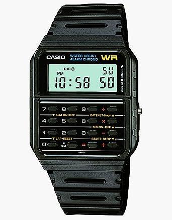 casio calculator watch manual ca53w
