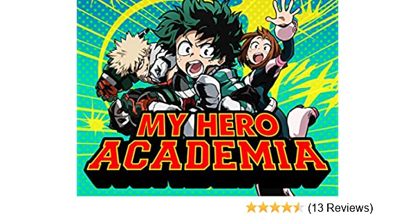 Watch My Hero Academia Season 4 Pt 1 Original Japanese Version Prime Video He had to do what it takes to deserve her forgiveness and kindness. watch my hero academia season 4 pt 1