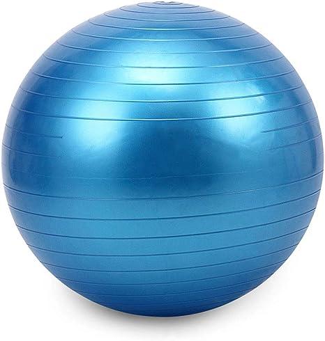 Idebris Fitness - Pelota de yoga (65 cm, 75 cm), Blue-75cm: Amazon ...