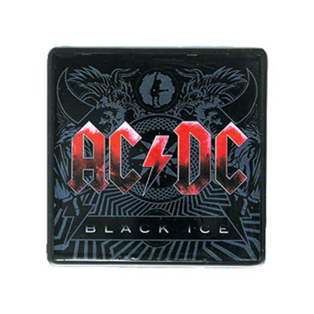 ACDC Logo Officially Licensed Belt Buckle