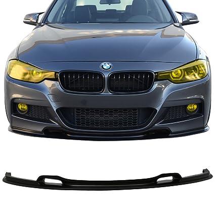Amazon Com Front Bumper Lip Fits 2012 2018 Bmw F30 3 Series Vr