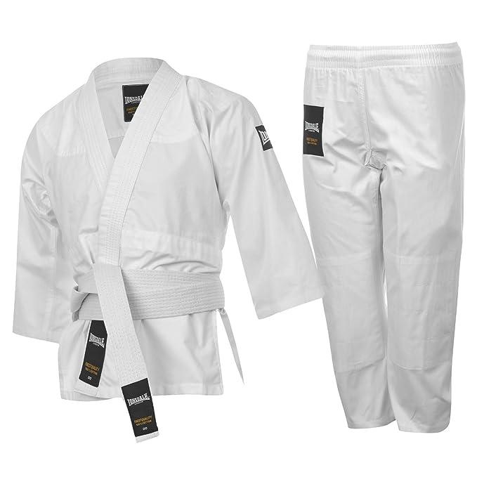 Lonsdale Niños Kimono De Judo: Amazon.es: Ropa y accesorios