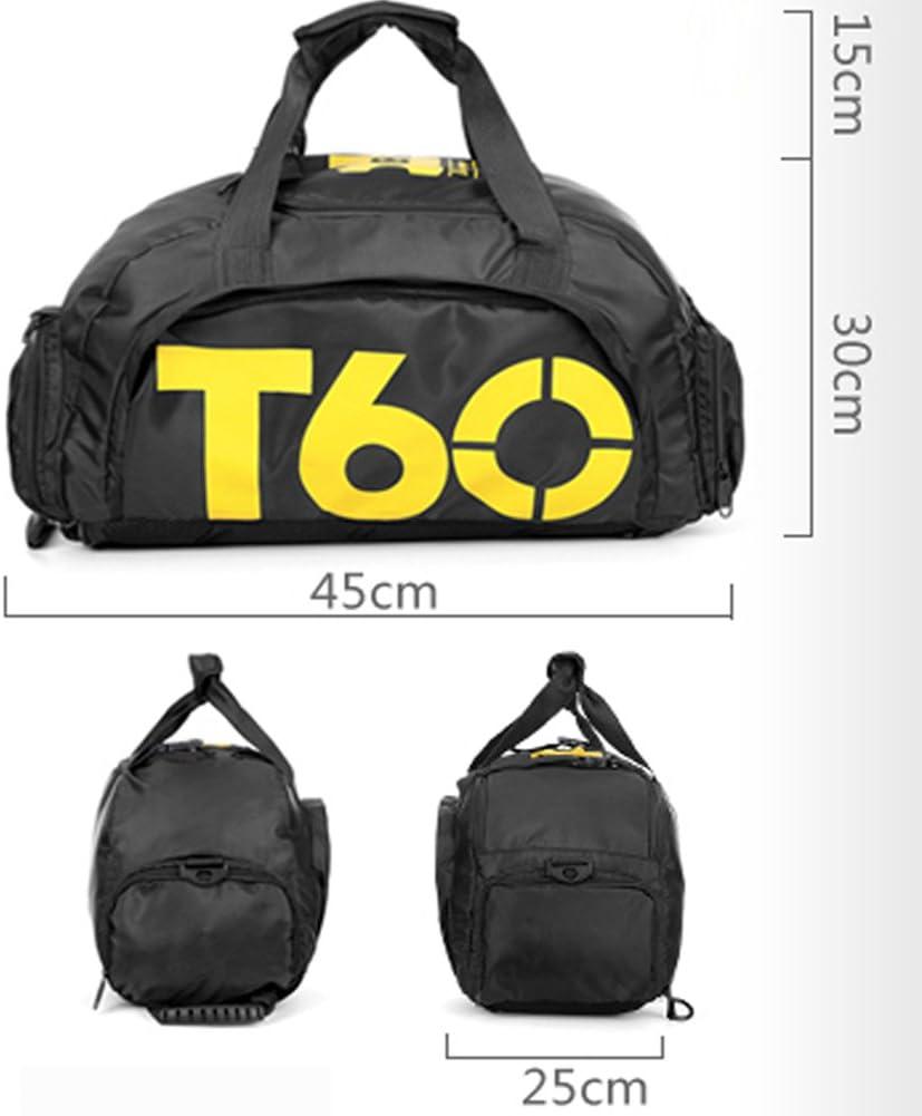 de Obling Bolsa de deportes unisex de 35 L de gran capacidad con compartimento para zapatos