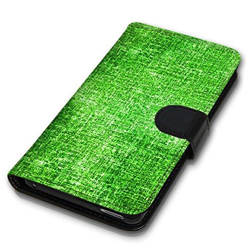 Wallet Book Style Flip Handy Tasche Case Schutz Hülle Schale Motiv Etui für Apple iPhone 6 / 6S - Design Flip MVD273