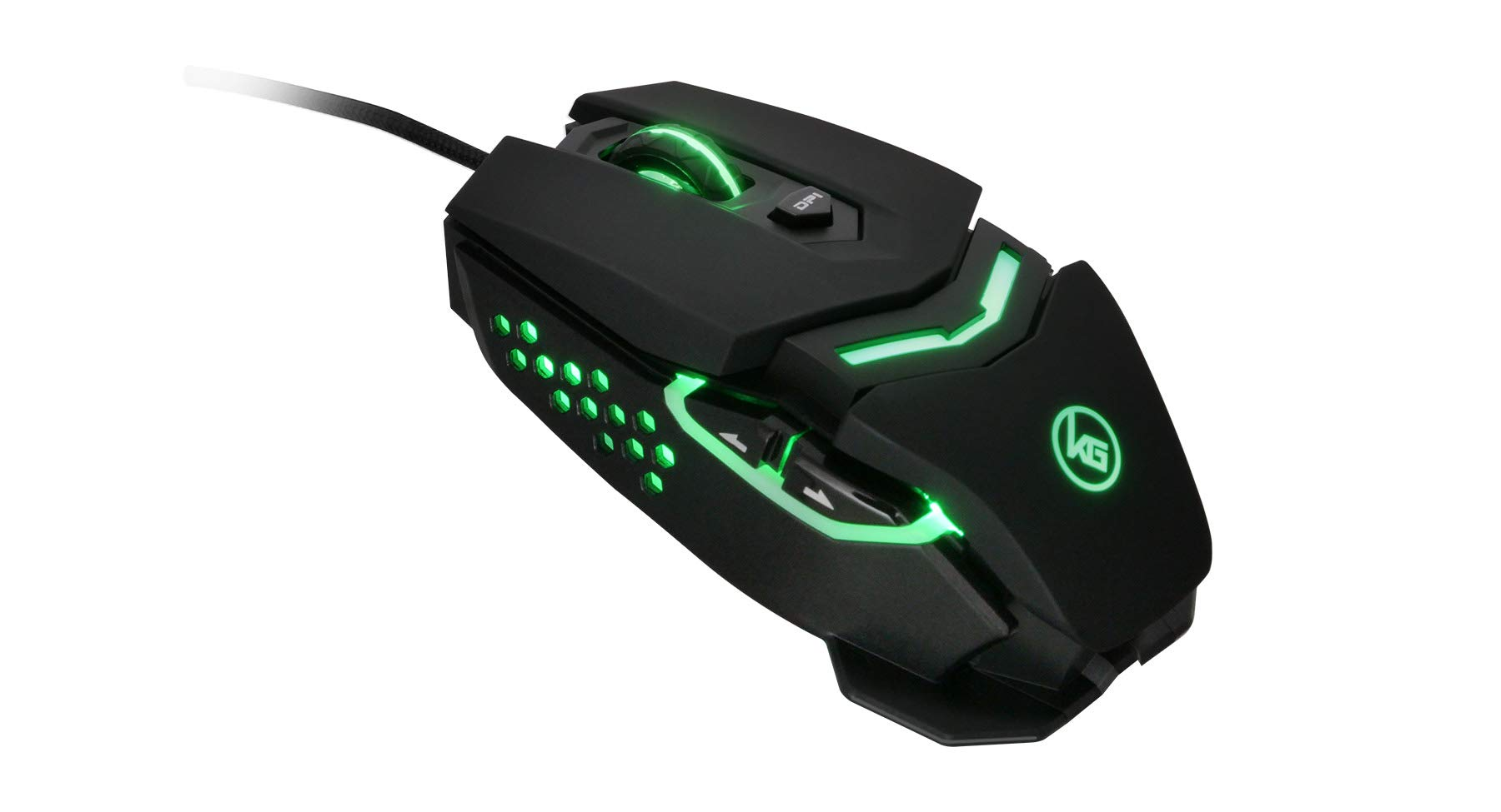 Mouse Gamer :  IOGEAR Kaliber FOKUS II Professional, GME671