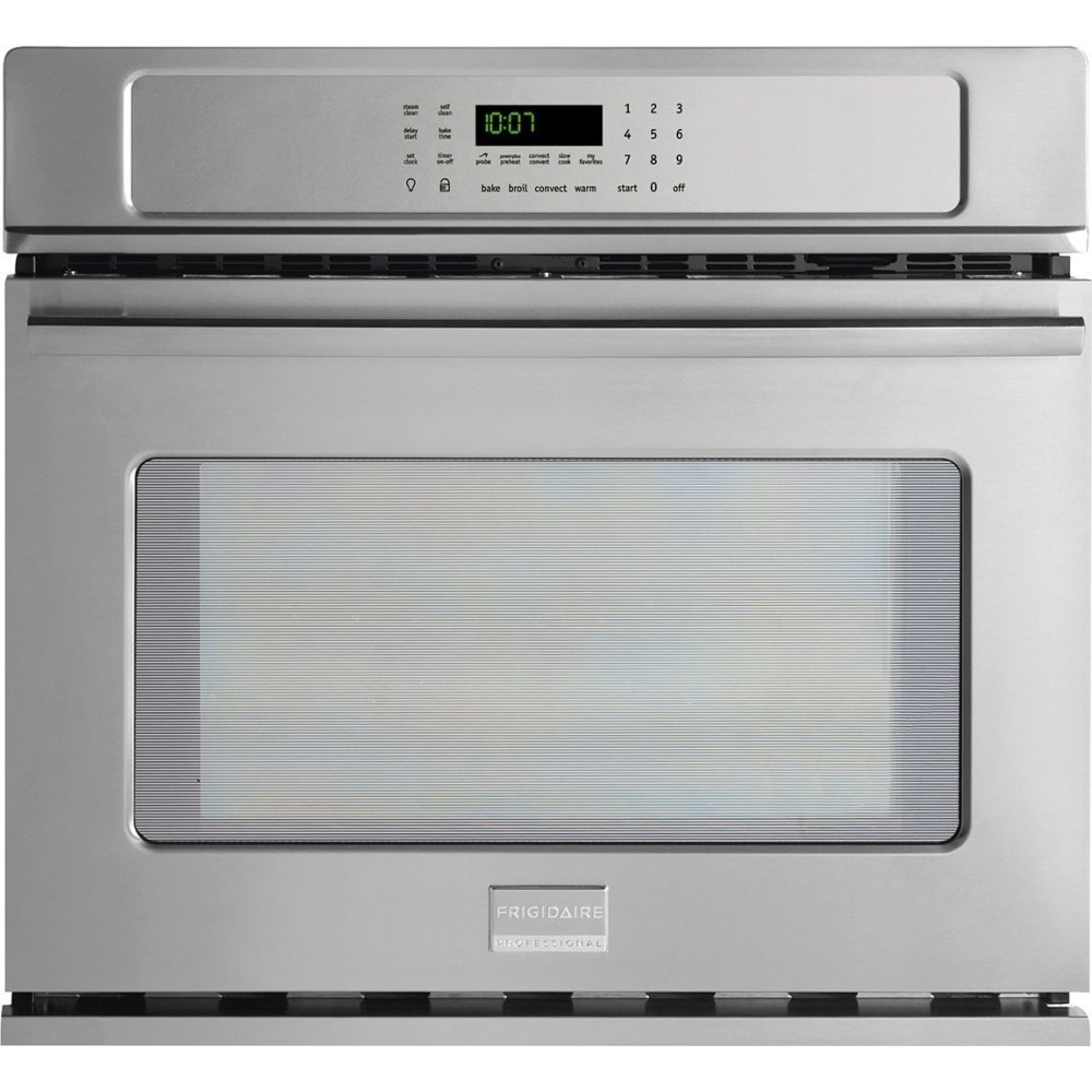 Frigidaire FPEW2785PF Professional 27'' Stainless Steel Electric Single Wall Oven - Convection