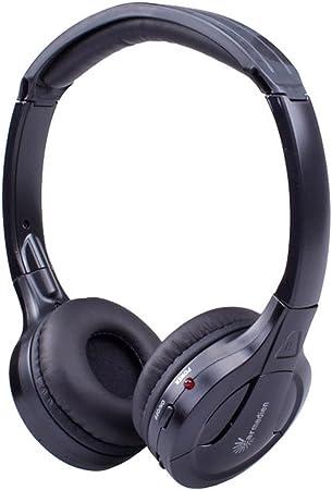 Stereo Infrarot Kopfhörer Schnurlos Ir Headphone Auto Elektronik