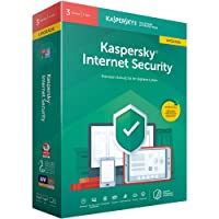 Kaspersky Internet Security 2019 | Upgrade | 3 Geräte | 1 Jahr | PC/Mac/Android | Download