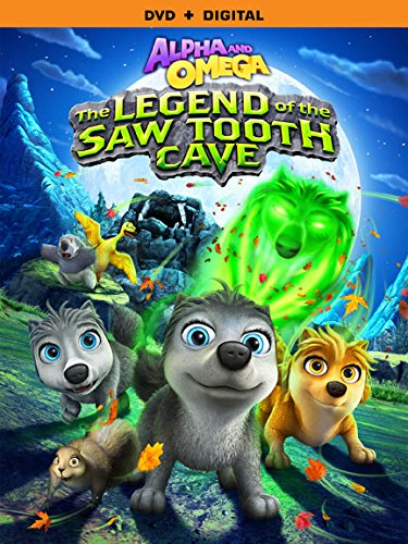 Alpha & Omega: The Legend Of The Saw Tooth Cave [DVD + Digital]]()