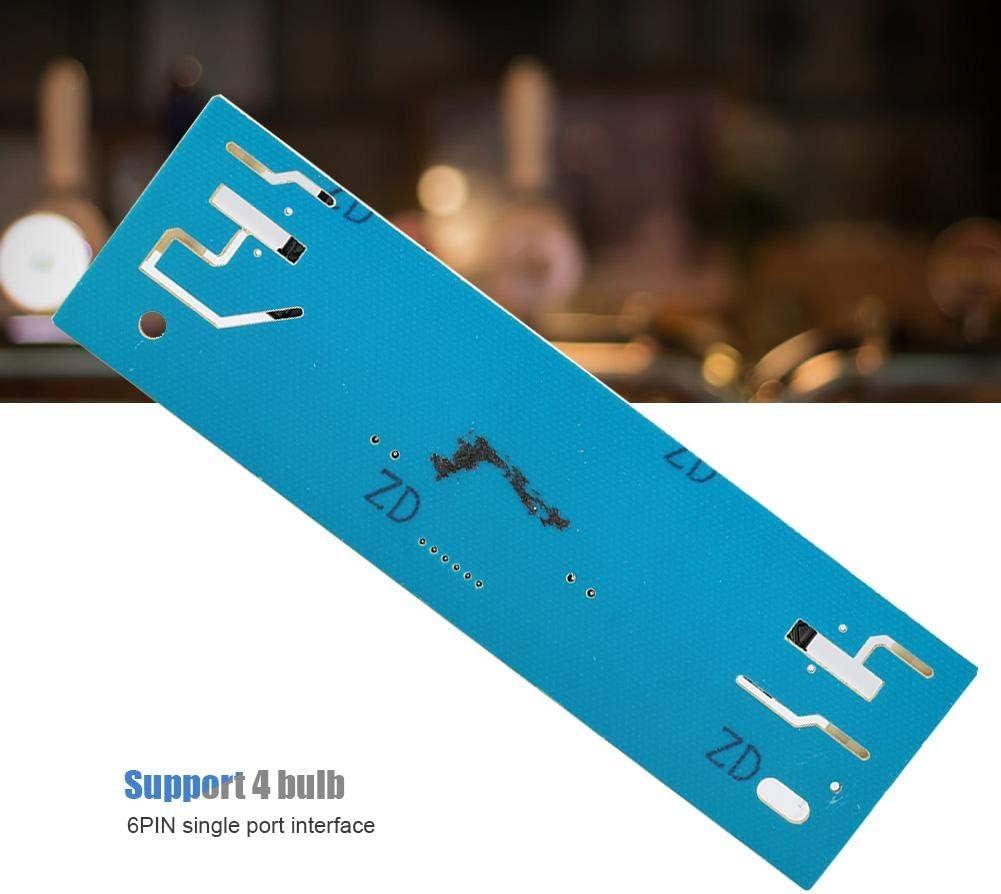 Diyeeni CCFL Inverter Board,6Pin10-29v//4 Bulbs High Pressure Inverter Board For LCD Monitor Repair And Replacement,Inverter Board for Backlight15-22 Inch LCD Screen Panels