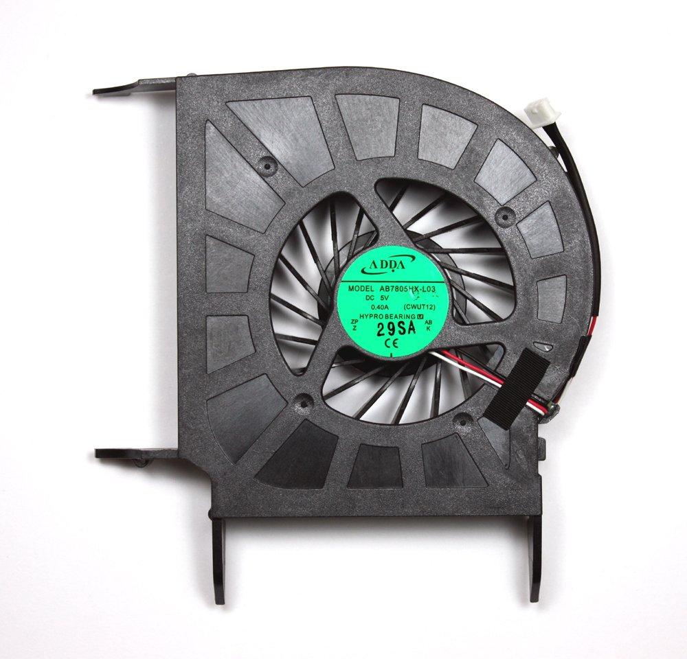 Ventilador para Ordenadores portátiles para los procesadores de Intel por Favor, consulte la Imagen Power4Laptops HP Pavilion DV6-2115TX gráficos Independiente Modelo Versión 1