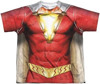 The Flash I Am Flash Uniform Costume Sublimation Adult T-Shirt