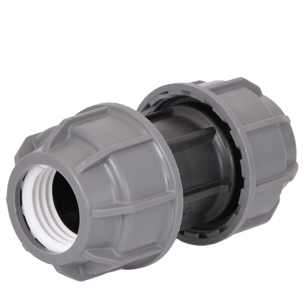 PLASSON 20mm MDPE Plastic Stoptap 3407