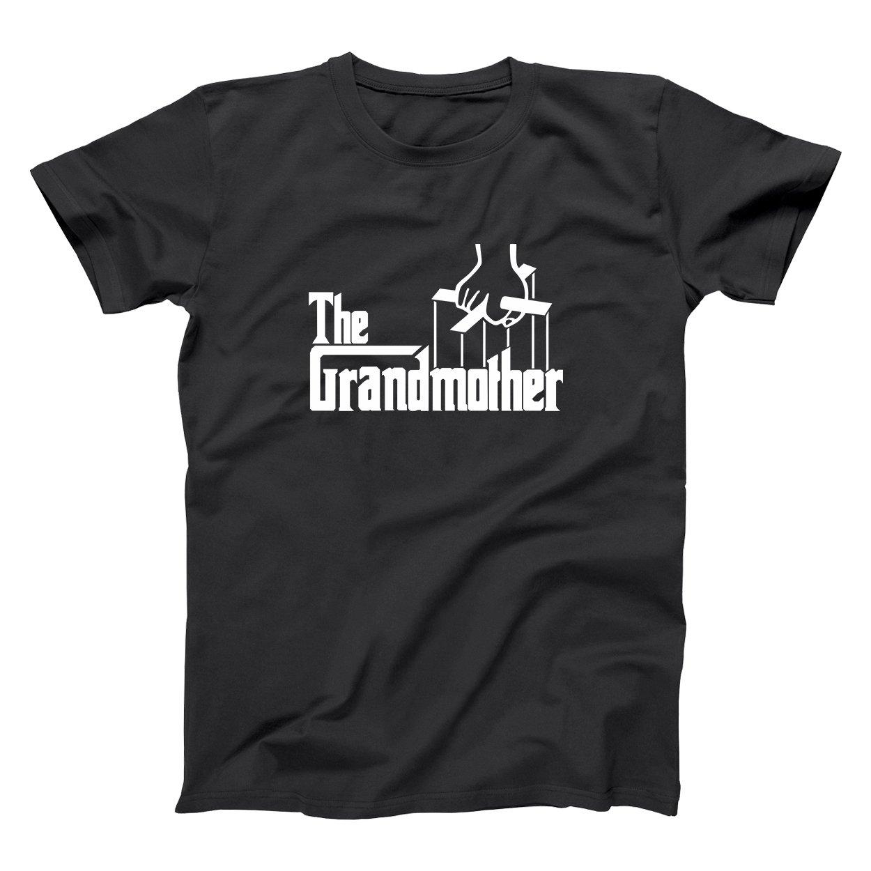 The Grandmother Italian Mob S Shirt Xxxxxx Black Apparel