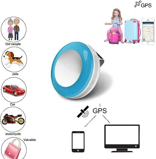 Localizador GPS portátil Resistente al Agua y a la pérdida ...
