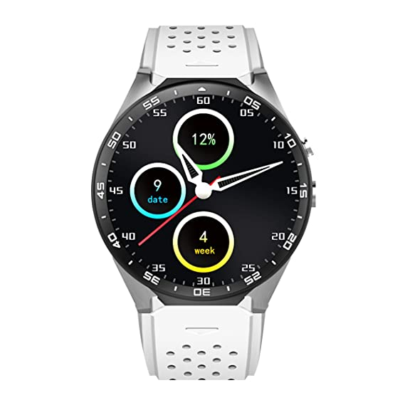 Amazon.com: Android 5.1 Bluetooth Smart Watch Phone with ...