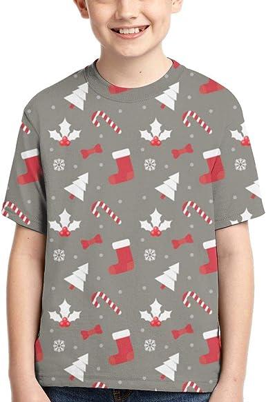 YudoHong Camisetas para niños Camisa de Trabajo Infantil Gris ...