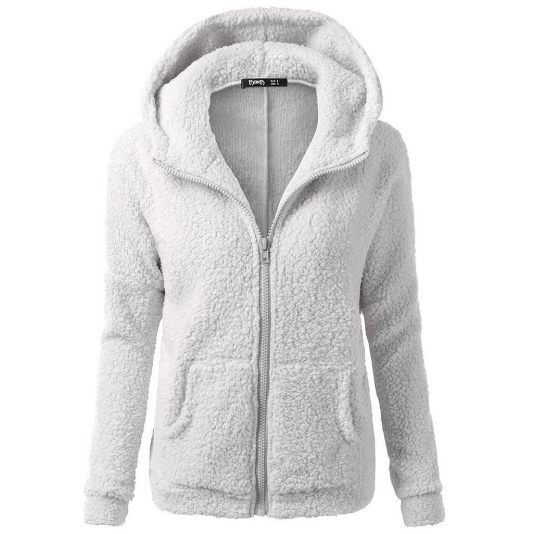 AmyDong Women's Sweater, Women's Hooded Sweater Winter Warm Sweater AmyDong Women's Sweater