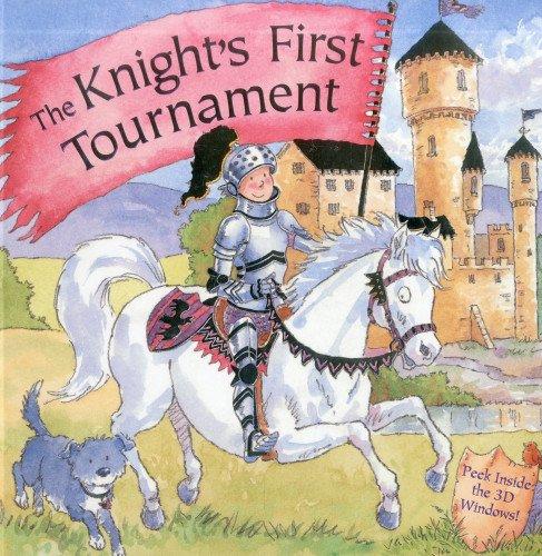The Knight's First Tournament: Peek inside the 3D windows!
