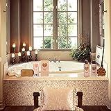 Spa Gift Basket – Bath and Body Set with Vanilla