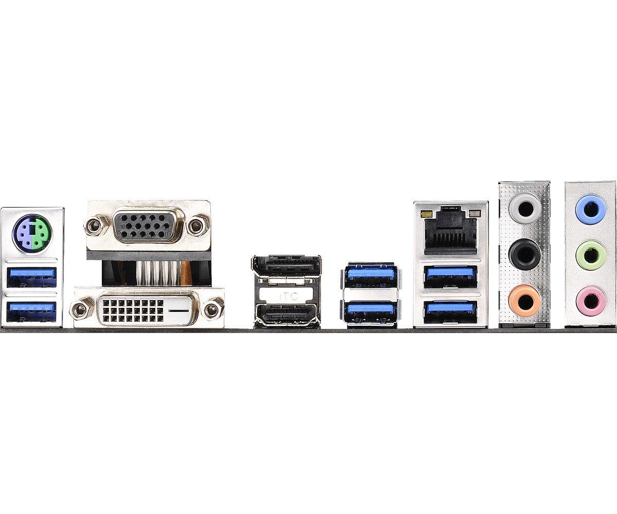 Amazon.in: Buy ASRock H170M Pro4 LGA 1151 Intel H170 HDMI SATA 6Gb/s ...