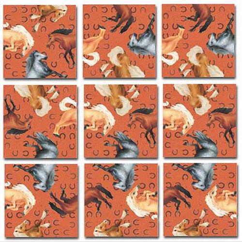 - Scramble Squares: Horses