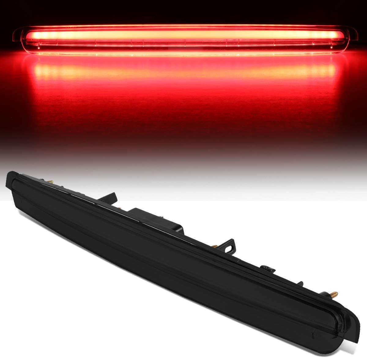 Clear Lens Rear Center 3D LED Bar Third Tail Brake Light 3rd Stop Lamp for Scion tC 05-10