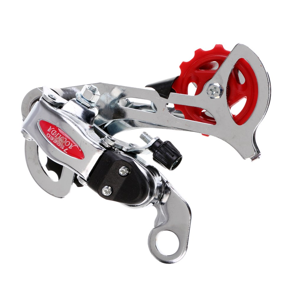 MonkeyJack 18/21 Speed Alloy MTB Bike Bicycle Rear Derailleur Medium Cage Cycling Quick Release