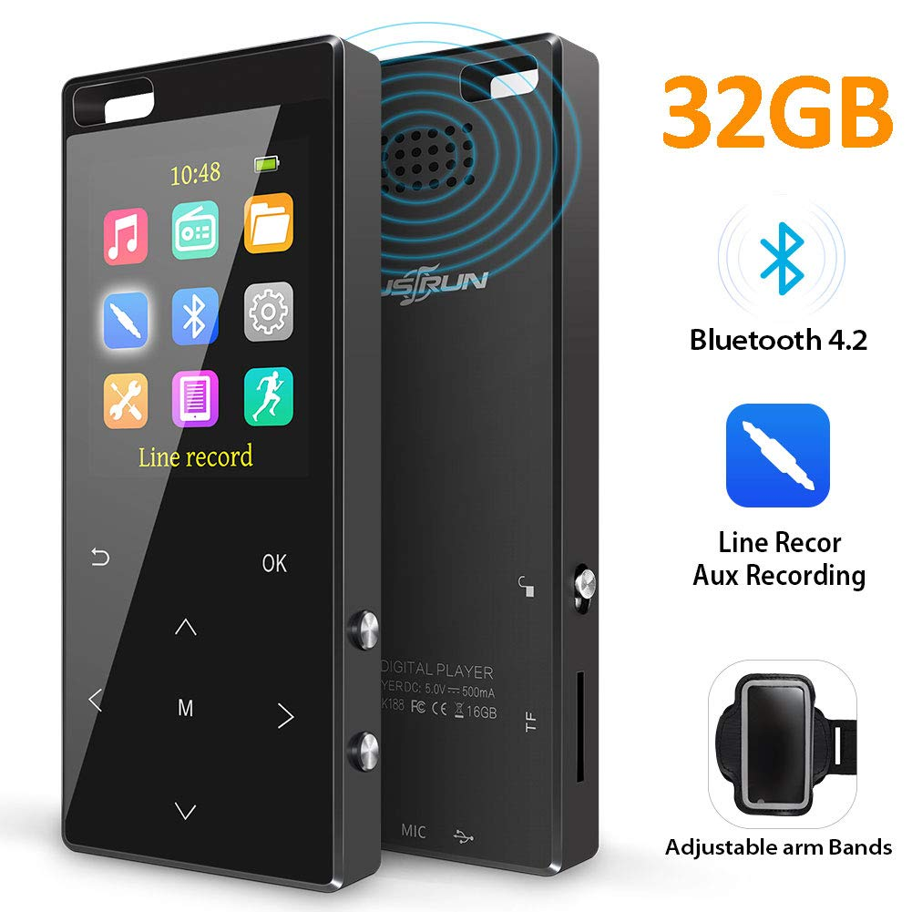Best Rated in MP3 & MP4 Players & Helpful Customer Reviews - Amazon com
