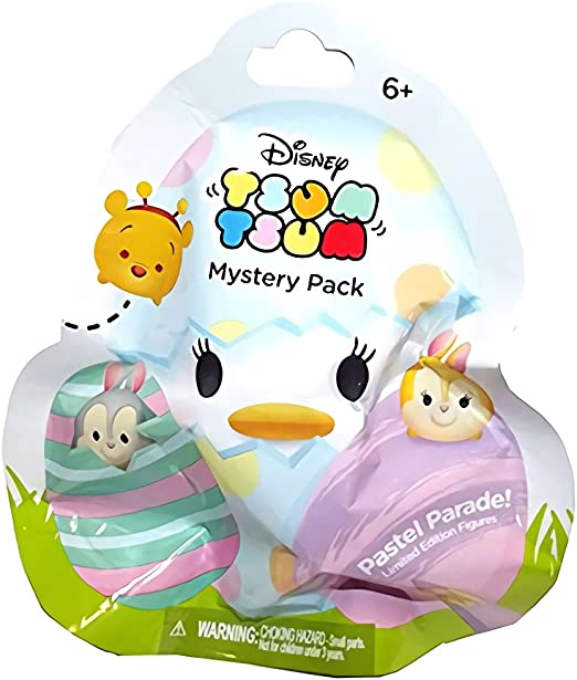 Disney Tsum Tsum Pastel Parade Limited Edition Mystery Pack (1 Random): Amazon.es: Juguetes y juegos