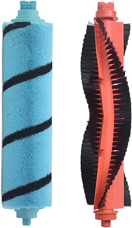 SHEAWA - Cepillo principal para limpieza de filtros HEPA, repuesto para cecotec Conga 3490 4090, 1, 1 pieza: Amazon.es: Hogar