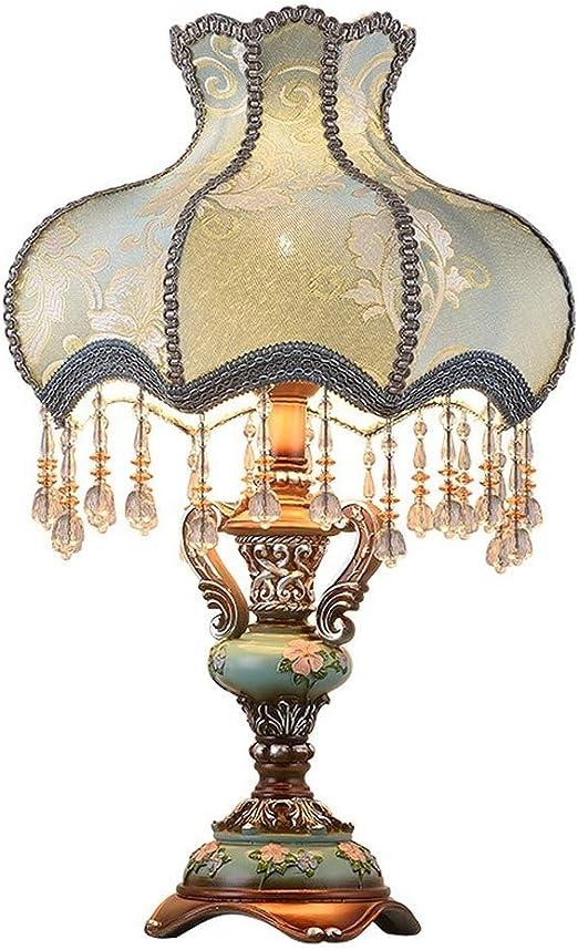 Gasfja - Lámpara de mesa de estilo americano: Amazon.es: Iluminación