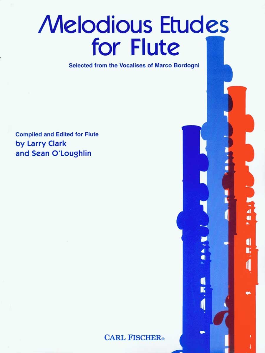 Download WF15 - Melodious Etudes for Flute PDF