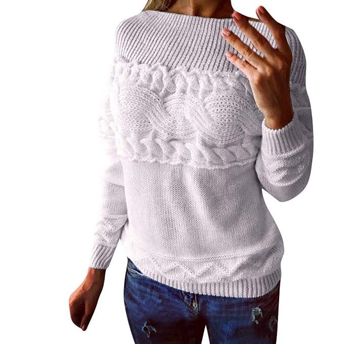 df6541e800 Pullover Donna ASHOP Oversize Donna Maglioni Donna Invernali Lunghi ...